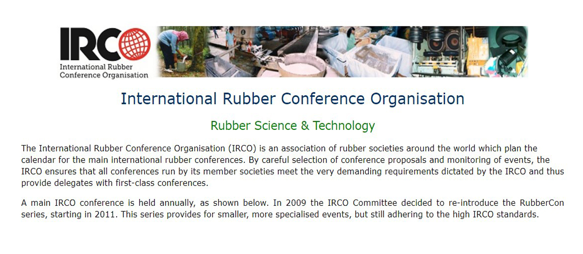 RubberCon 2014- Advanced Engineering & Materials Dev...